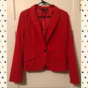 Forever 21 | L red blazer - runs small